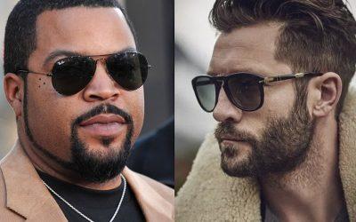 jawline beard vs. neckline beard