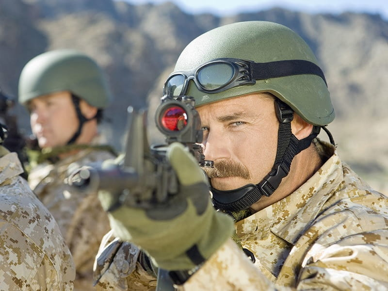 military-mustache-1 Military Mustache: Facts You Must Know