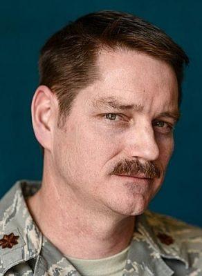 military mustache