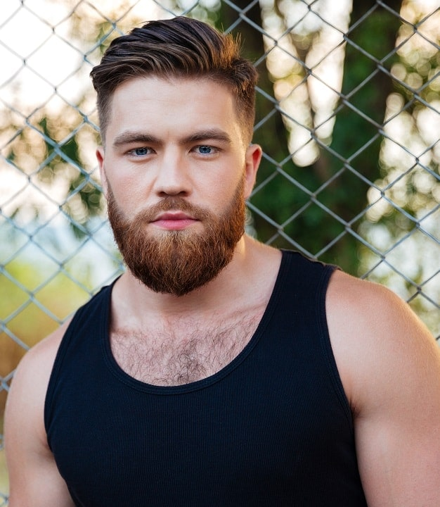 sexy-beard-styles-for-men-12 21 Sexiest Beard Styles - Super Attractive Bearded Men