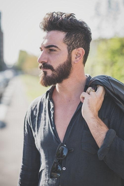 sexy-beard-styles-for-men-8 21 Sexiest Beard Styles - Super Attractive Bearded Men