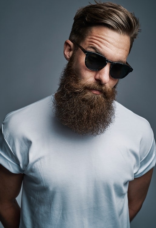 sexy-beard-styles-for-men-9 21 Sexiest Beard Styles - Super Attractive Bearded Men