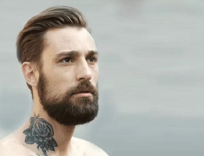 styling-beard How to Grow A Thicker Beard: 15 Tips from The Experts