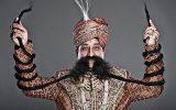 world's longest mustache