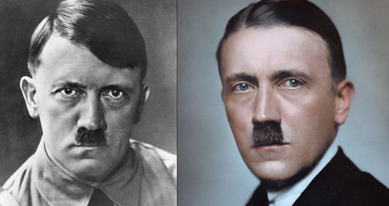 adolf-hitler 23 Famous Mustache Looks You Need to Copy