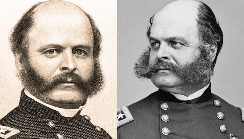 ambrose-burnside-mustache Famous Mustaches: 23 Looks You Need to Copy