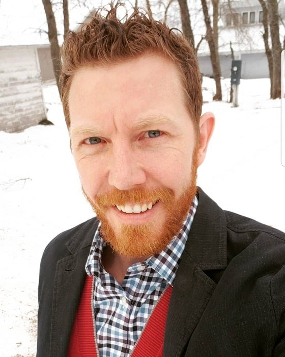 brown-hair-with-red-beard-3 15 Ways to Style Brown Hair with Red Beard
