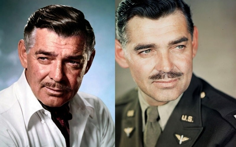 clark-gable-mustache Famous Mustaches: 23 Looks You Need to Copy