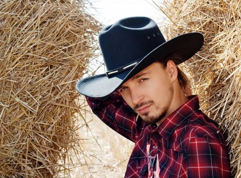 cowboy-beard-1 15 Popular Cowboy Beard & Mustache Styles