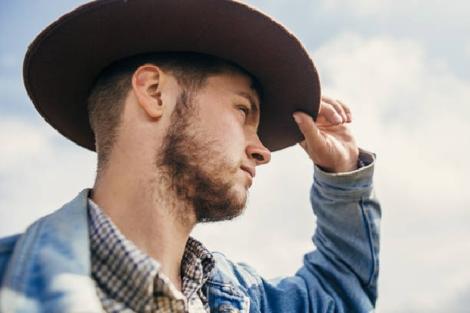 cowboy-beard-3 15 Popular Cowboy Beard & Mustache Styles