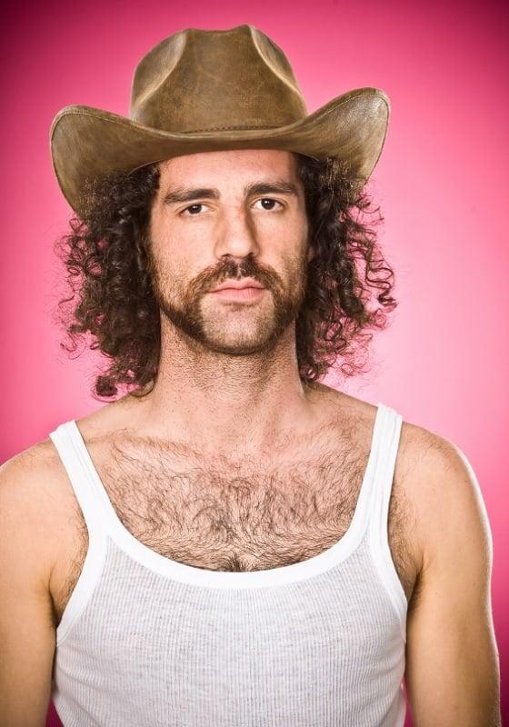 cowboy-beard-4 15 Popular Cowboy Beard & Mustache Styles