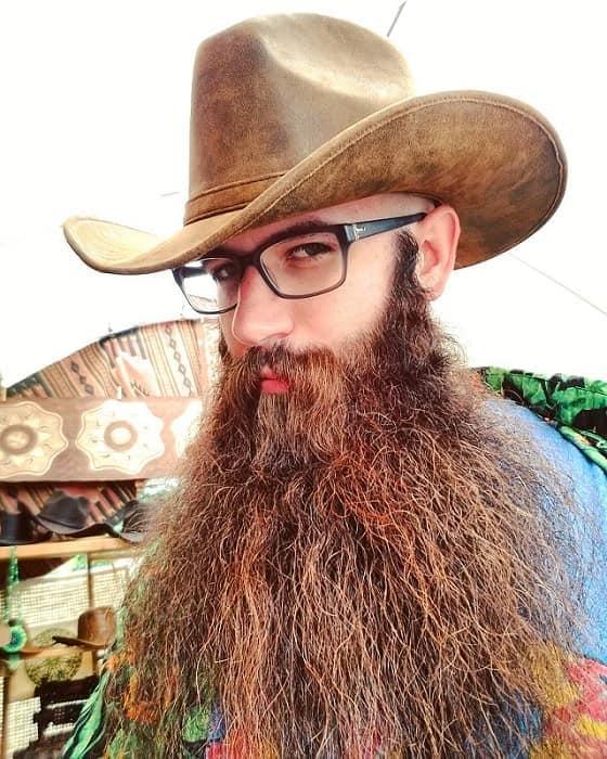 cowboy-beard-8 15 Popular Cowboy Beard & Mustache Styles