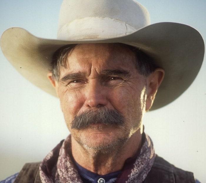 cowboy-mustache-5 15 Popular Cowboy Beard & Mustache Styles