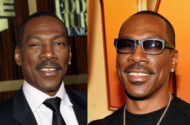 eddie-murphy-mustache Famous Mustaches: 23 Looks You Need to Copy