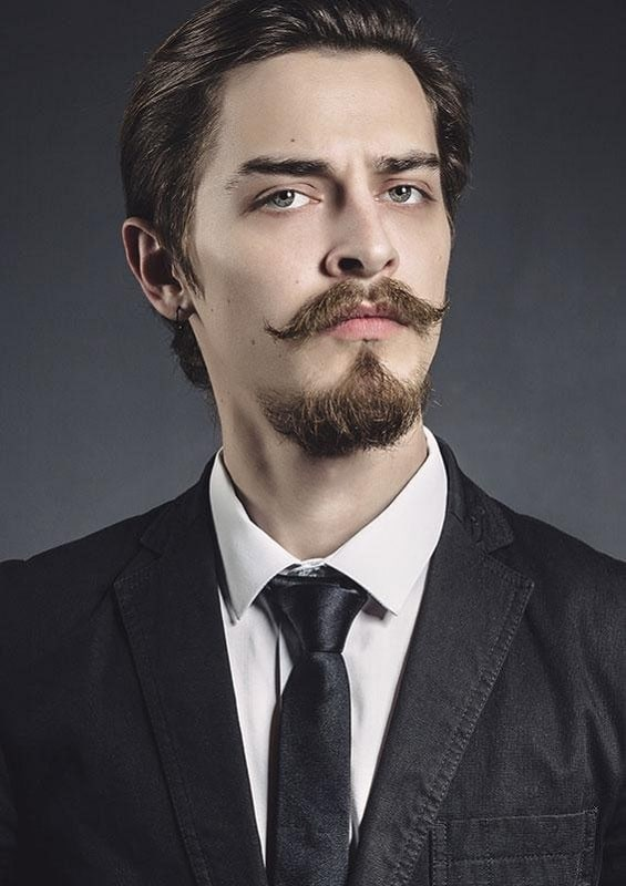 french-mustache-14 15 Best French Mustache Styles To Grab Attention