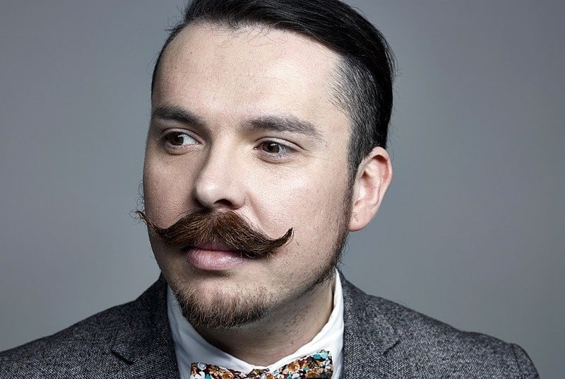 french-mustache-4 15 Best French Mustache Styles To Grab Attention