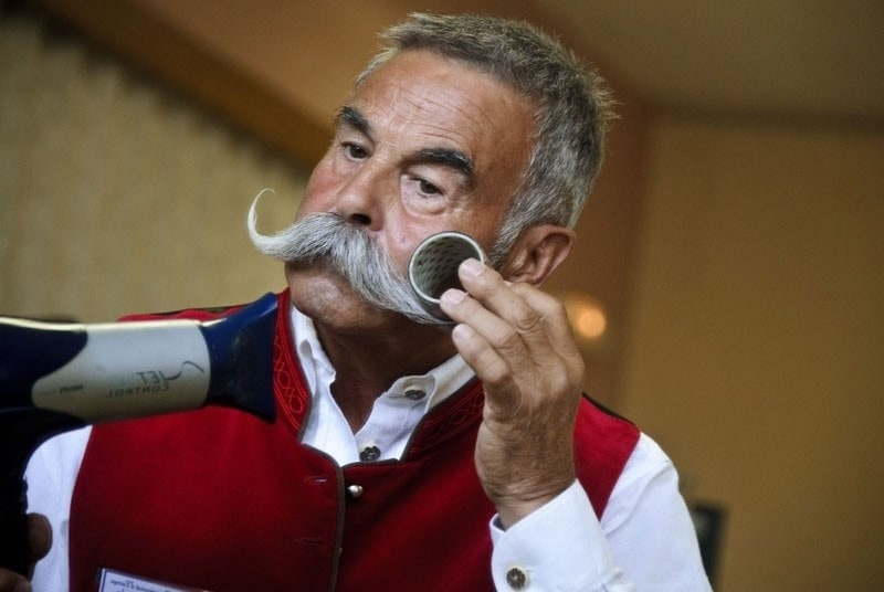 french-mustache-style 15 Best French Mustache Styles To Grab Attention