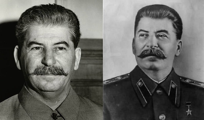 joseph-stalin Famous Mustaches: 23 Looks You Need to Copy