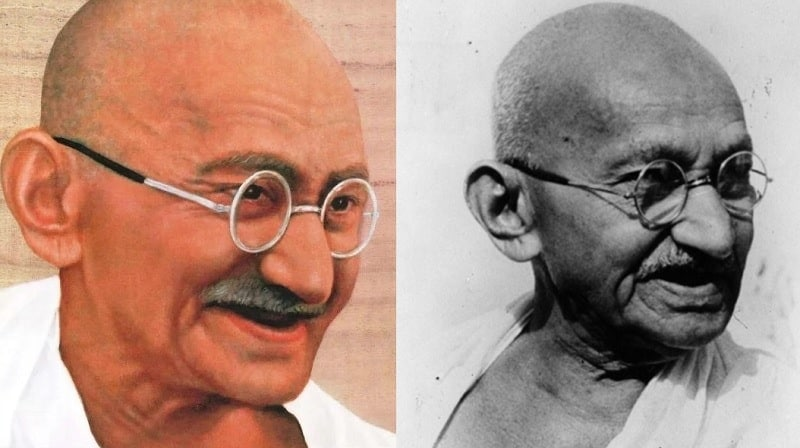 mahatma-gandhi Famous Mustaches: 23 Looks You Need to Copy