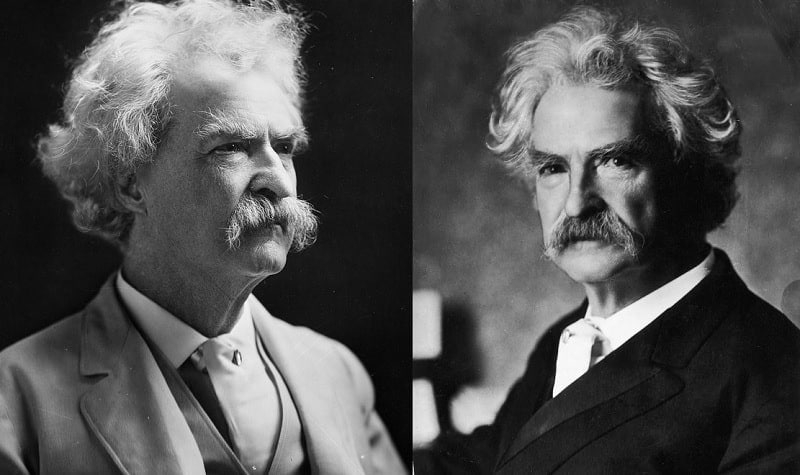 mark-twain-mustache Famous Mustaches: 23 Looks You Need to Copy