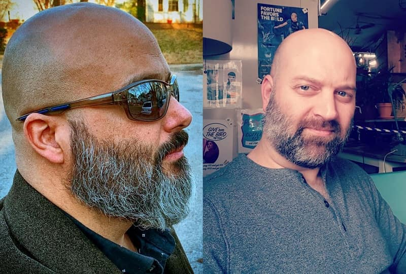 salt-and-pepper-beard-styles-3 21 Classic Salt and Pepper Beard Styles (2020)
