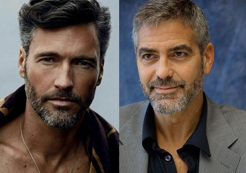 salt-and-pepper-beard-styles-7 21 Classic Salt and Pepper Beard Styles (2020)