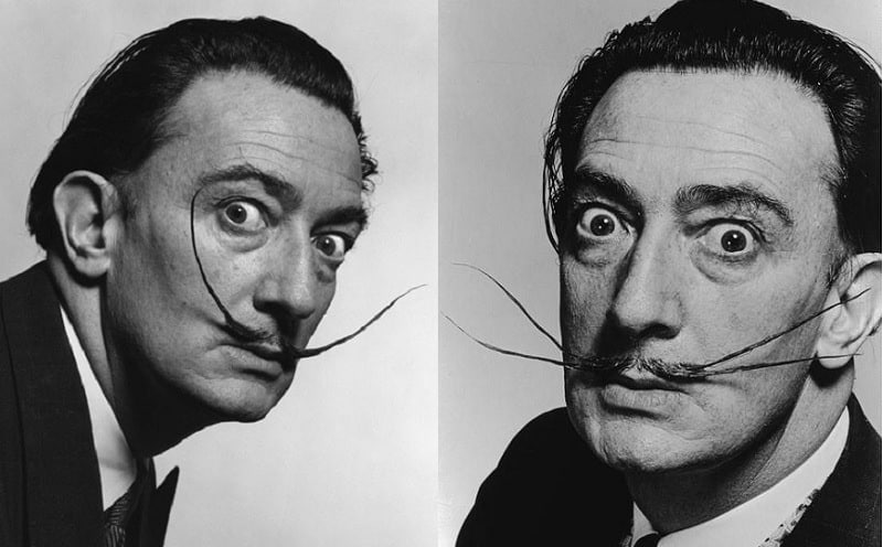 salvador-dali-mustache Famous Mustaches: 23 Looks You Need to Copy