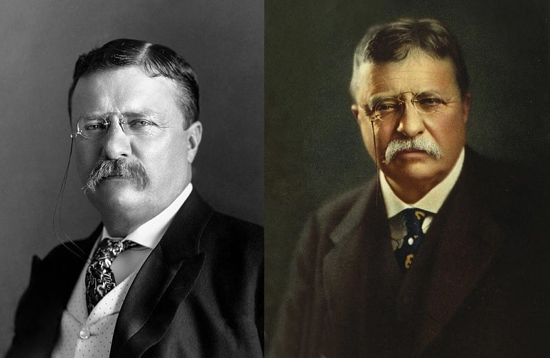 theodore-roosevelt Famous Mustaches: 23 Looks You Need to Copy