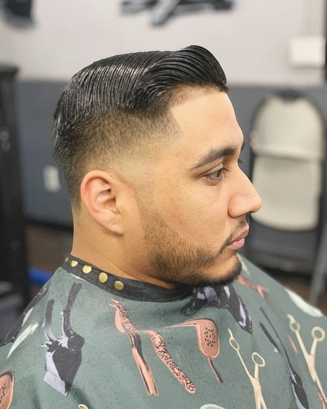 taper-fade-haircut-with-beard 15 Perfect Fade Haircuts with Beards