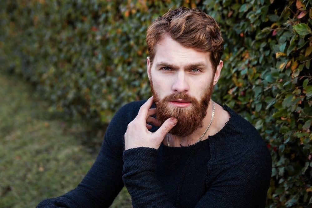 Beard Dyes for Men with Sensitive Skin