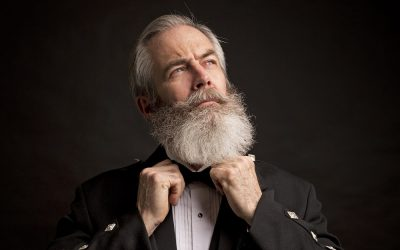 Does a Grey Beard Make You Look Older