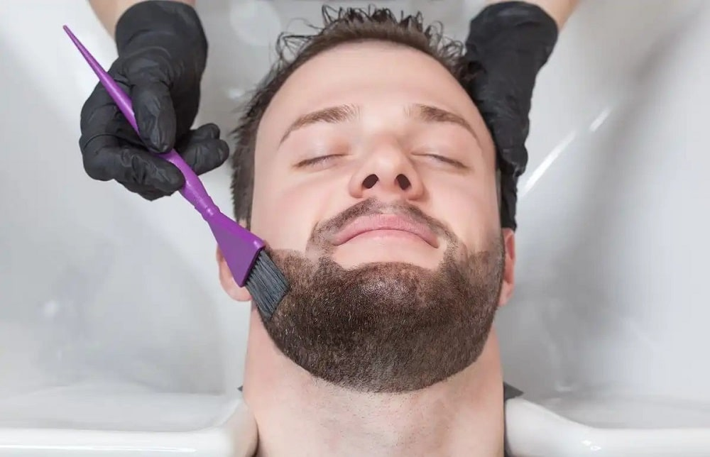 Effects of Dyeing Beard Too Often