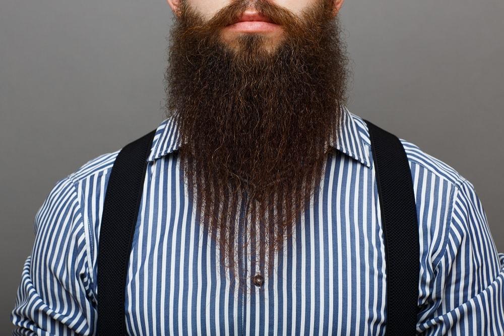 How Long Can Beard Grow