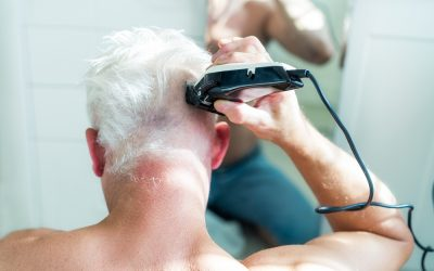 How to Shave Head With an Electric Razor