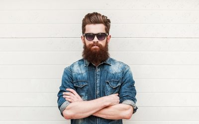 What Does a Beard Say About a Man?