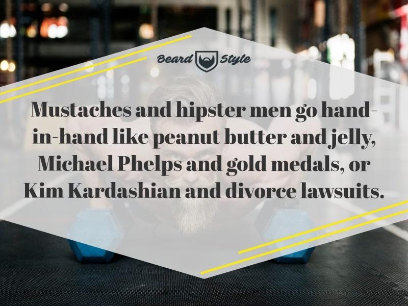 mustache jokes for men