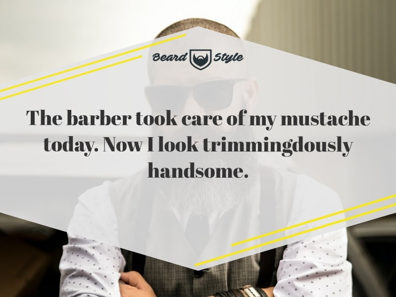 mustache jokes and quotes to laugh