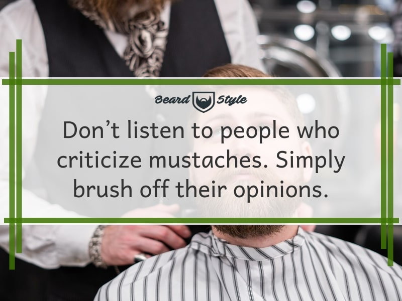 mustache jokes and quotes for guys
