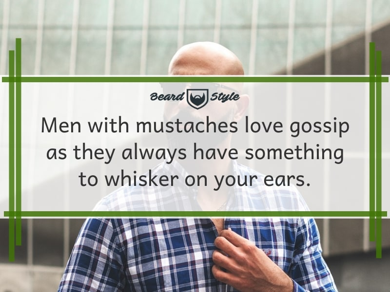 mustache quotes you can relate