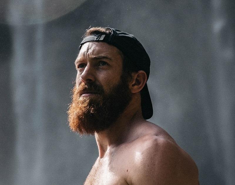 6 months beard