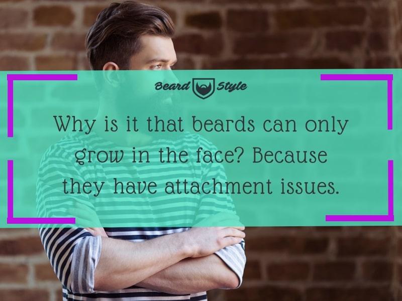 Funny Beard Jokes