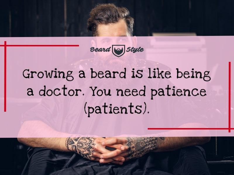 Beard Jokes to Laugh