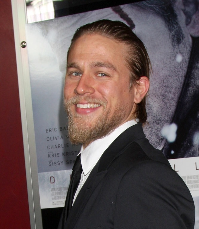 Beardstyle by Charlie Hunnam
