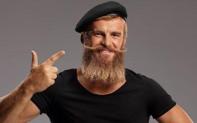 Bleaching Beard with Hydrogen Peroxide