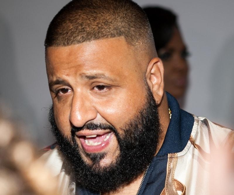 DJ Khaled Beardstyle