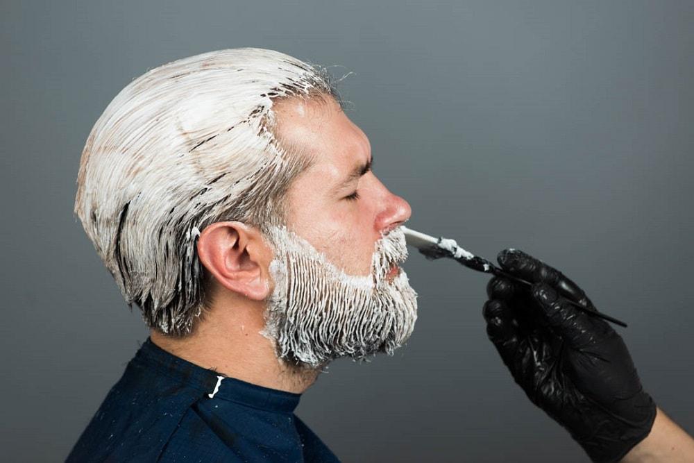 How Can I Bleach My Beard