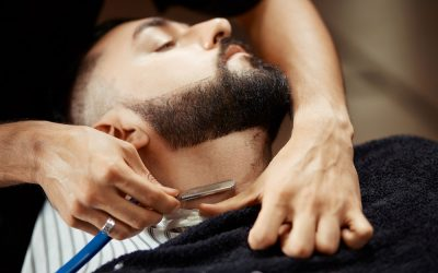 How to Fix a Too High Beard Neckline
