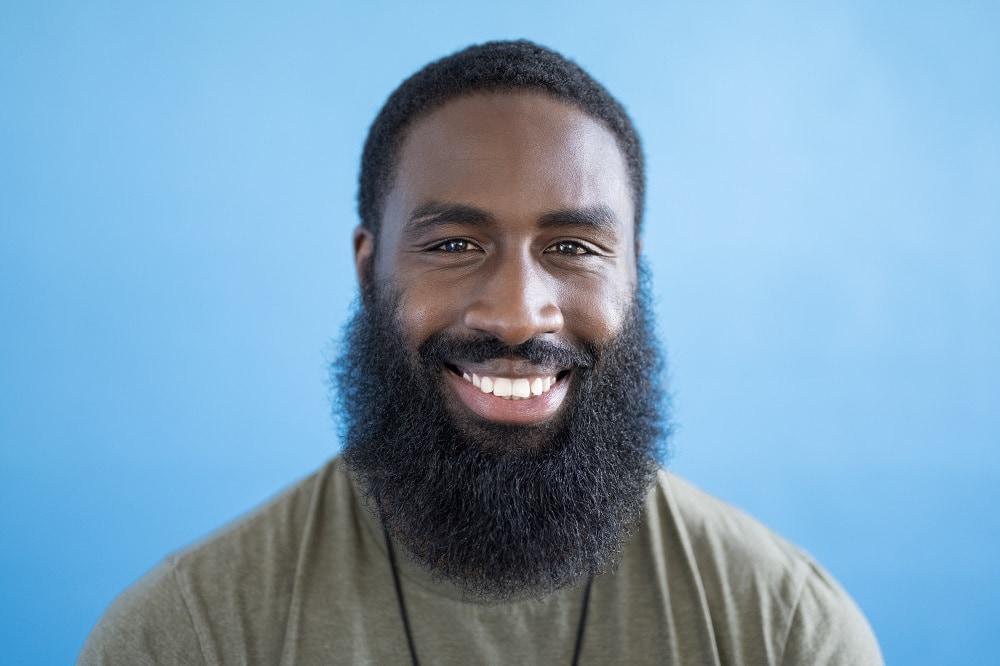 How to Straighten Beard for Black Men