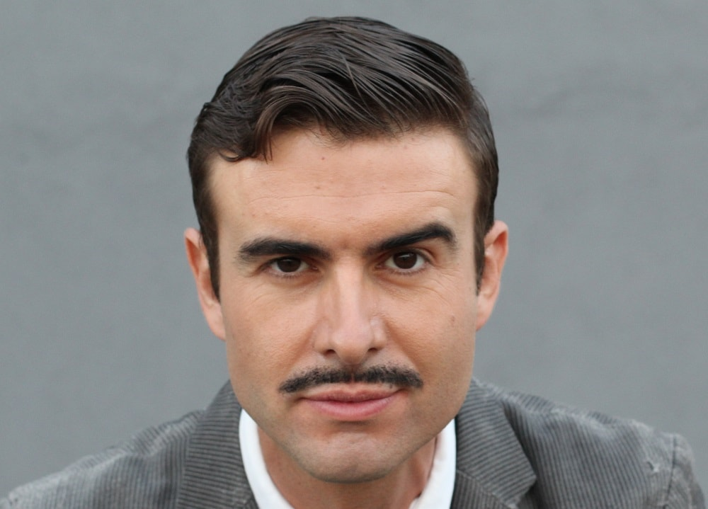 Mustache Growing Stage -Full Mustache