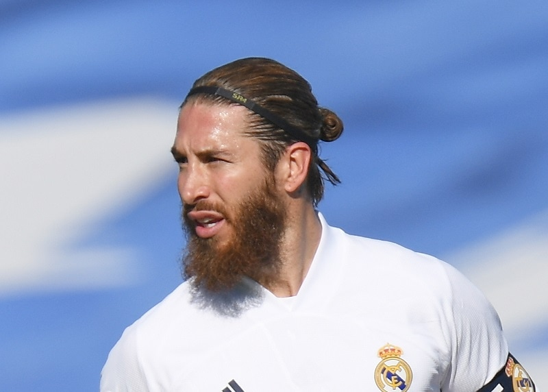 Sergio Ramos Beardstyle